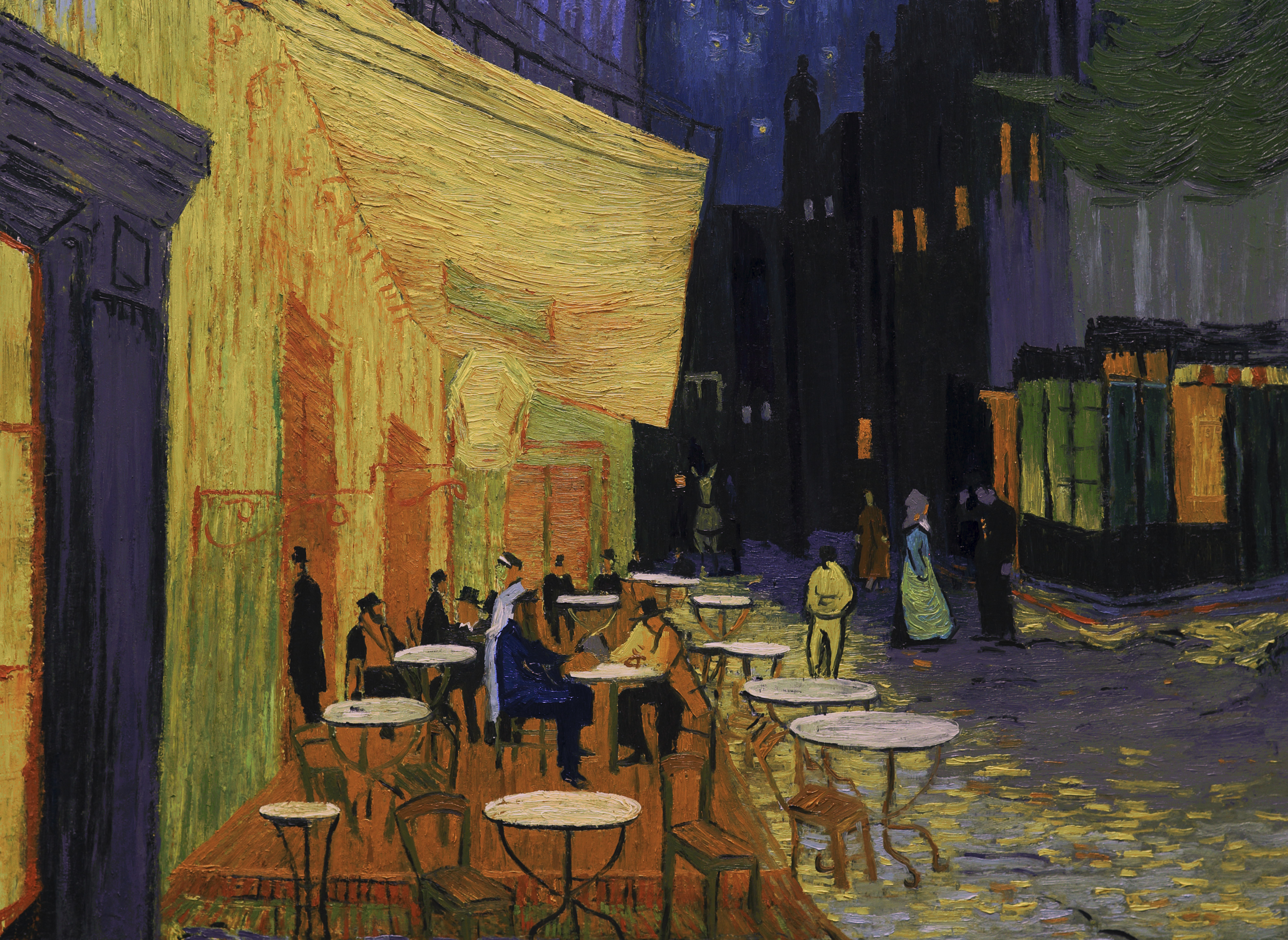 What Is Vincent Van Gogh Most Famous Painting