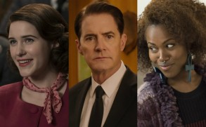 Best Performances 2017 Rachel Brosnahan Kyle MacLachlan DeWanda Wise