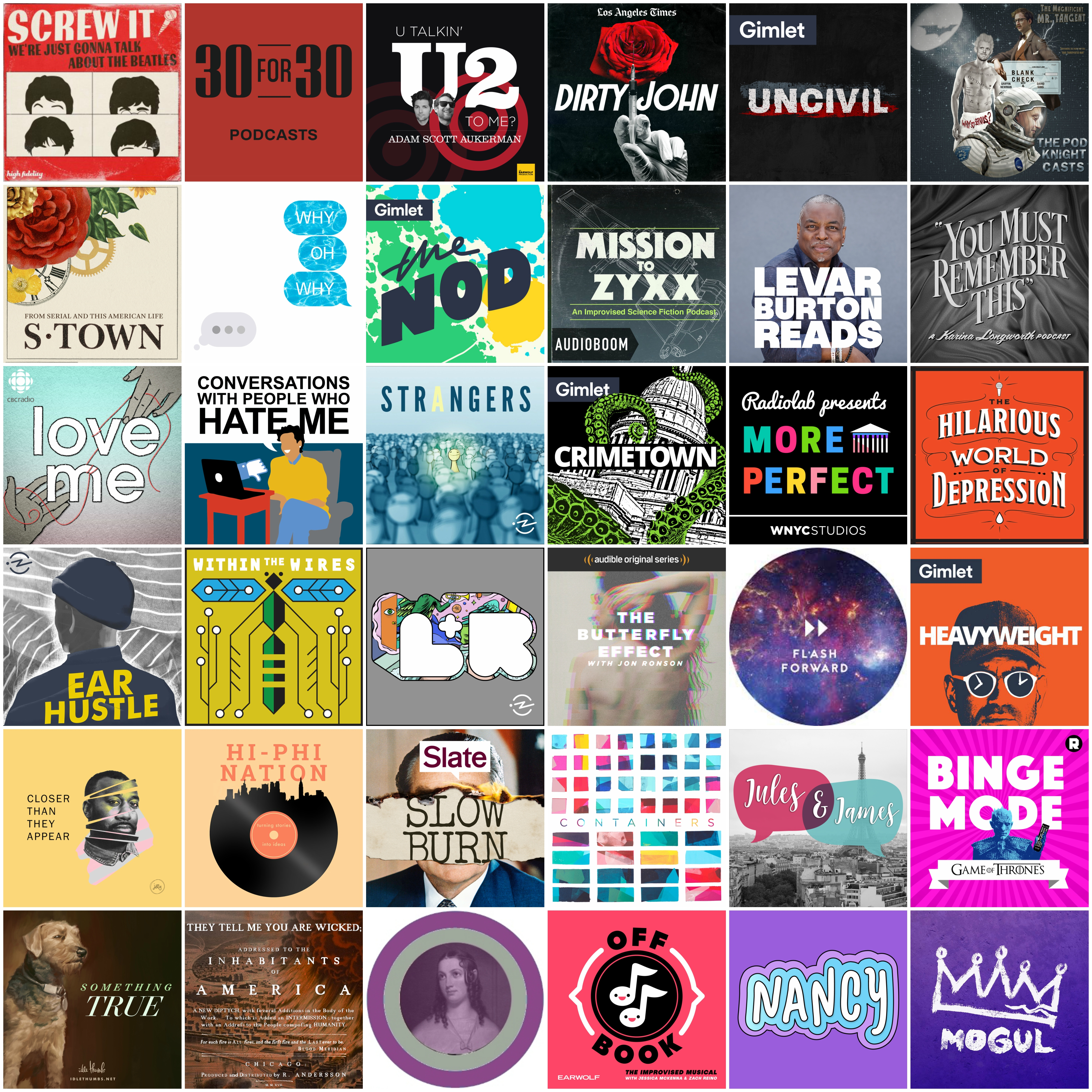 Summary -> The Best Podcast Episodes Of 2018 Indiewire