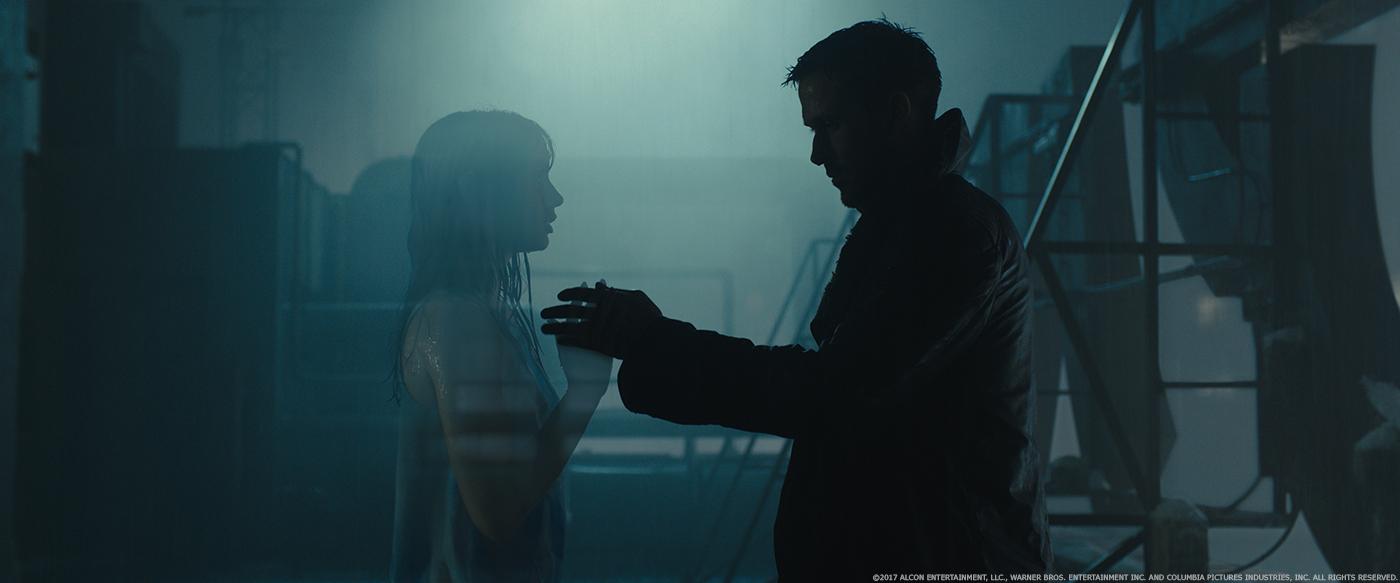 Blade Runner 2049 Inside Denis Villeneuve S Holographic Joi Of