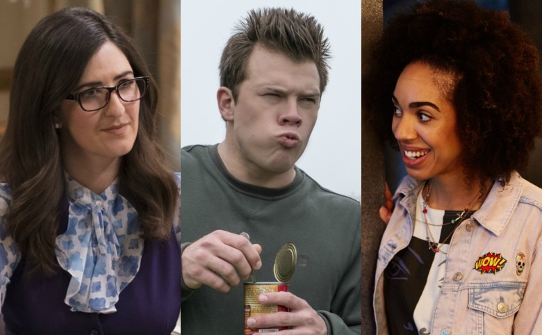 Breakthrough D'Arcy Carden Jimmy Tatro Pearl Mackie