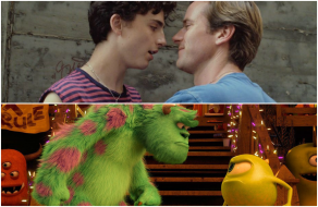 Call Me By Your Name Monsters University