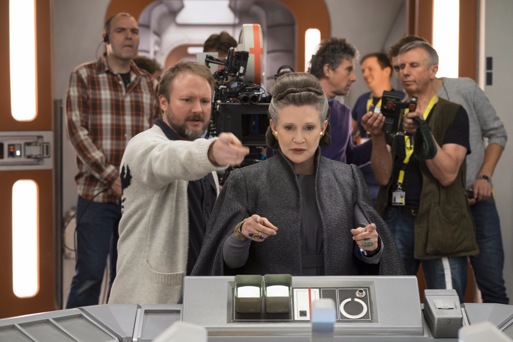 'Star Wars: The Last Jedi' second-highest opening ever in North America