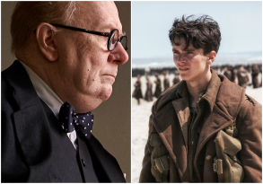 Dunkirk Darkest Hour
