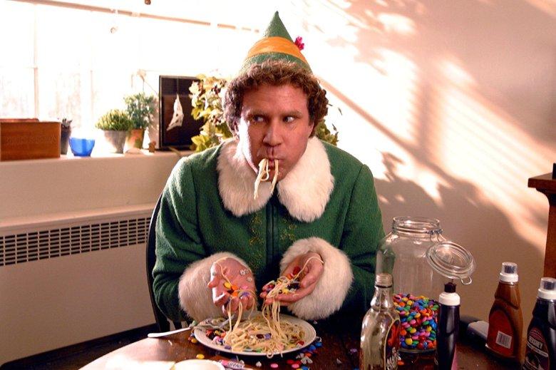 "Will Ferrell, ""Elf"""