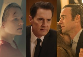 Handmaid's Tale Twin Peaks The Leftovers