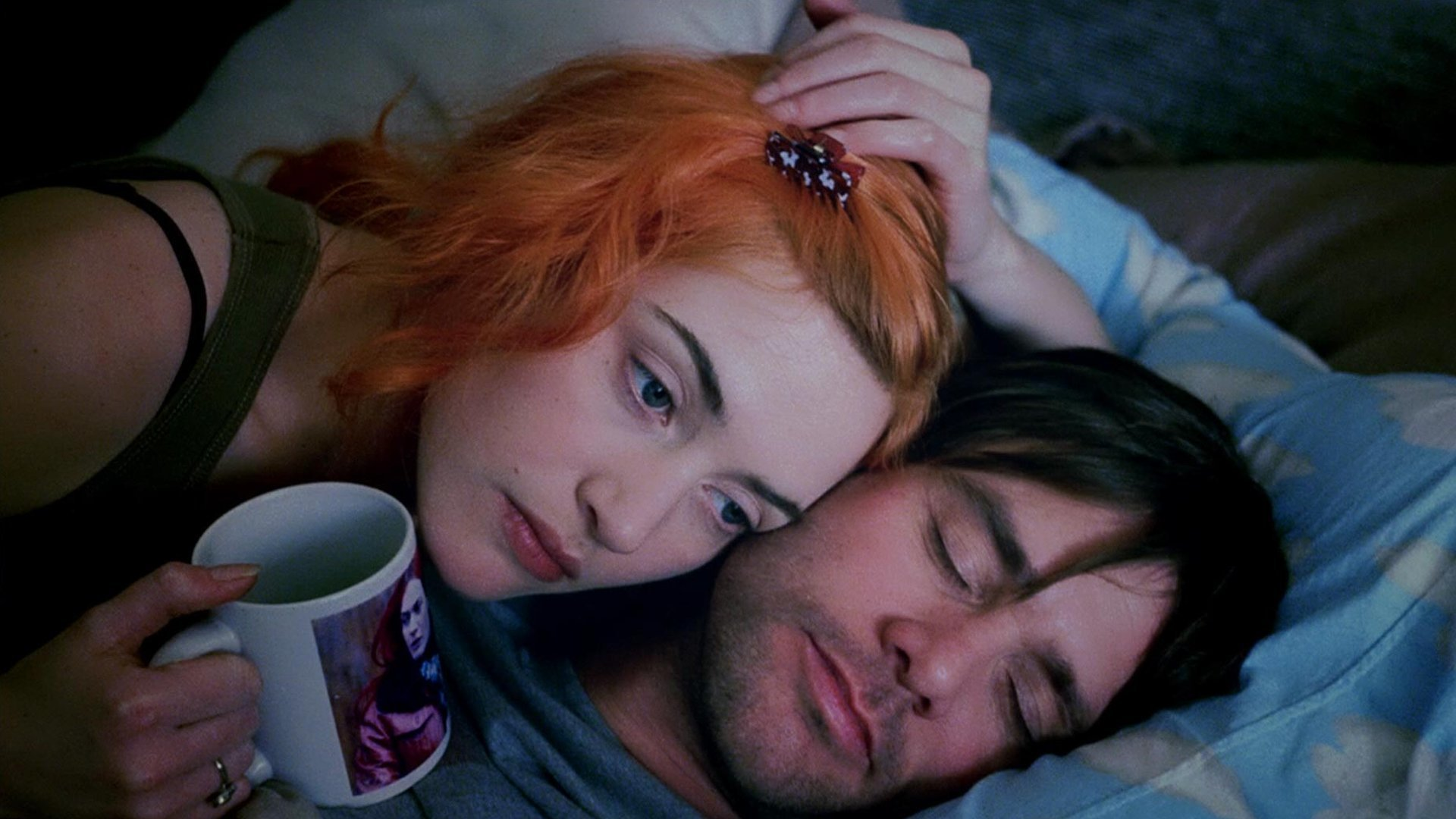 Eternal Sunshine of the Spotless Mind Kate Winslet Jim Carrey
