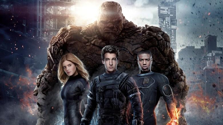"""Fantastic Four"""