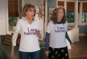 Grace and Frankie Jane Fonda Lily Tomlin