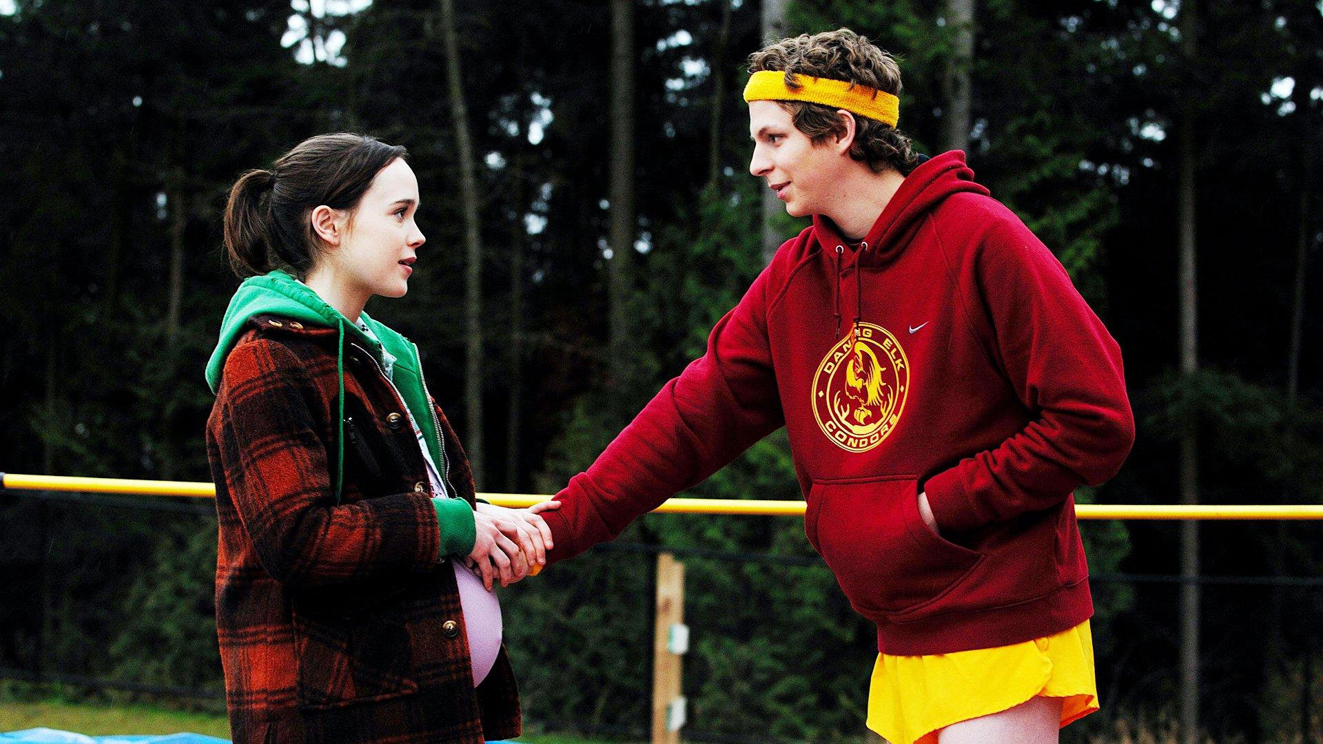 Ellen Page Michael Cera Juno