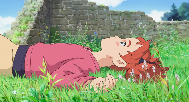 mary and the witch s flower review a new film in the old ghibli