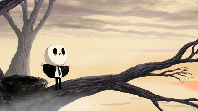 Birdboy Review: A Dark Animated Gem About Cute Animals and