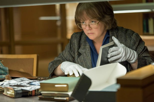 Melissa McCarthy Stars in 'Can You Ever Forgive Me?' Trailer
