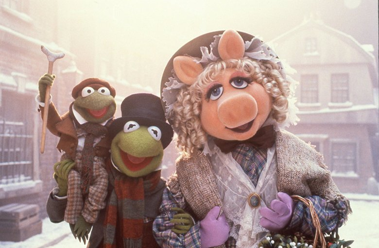 """The Muppets Christmas Carol"""
