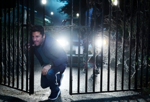 PSYCH: THE MOVIE -- Pictured: James Roday as Shawn Spencer -- (Photo by: Alan Zenuk/USA Network)