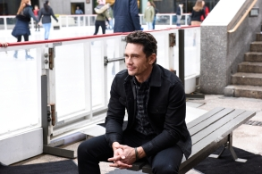 SATURDAY NIGHT LIVE -- Episode 1733 -- Pictured: Host James Franco during a promo in 30 Rockefeller Plaza -- (Photo by: Rosalind O'Connor/NBC)