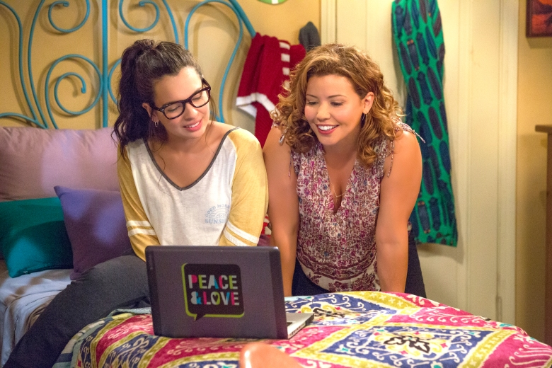 "Isabella Gomez and Justina Machado, ""One Day at a Time"""