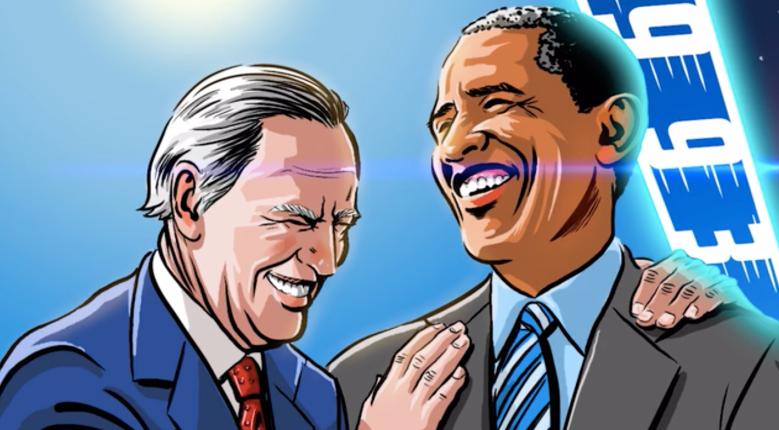 Barry & Joe The Animated Series