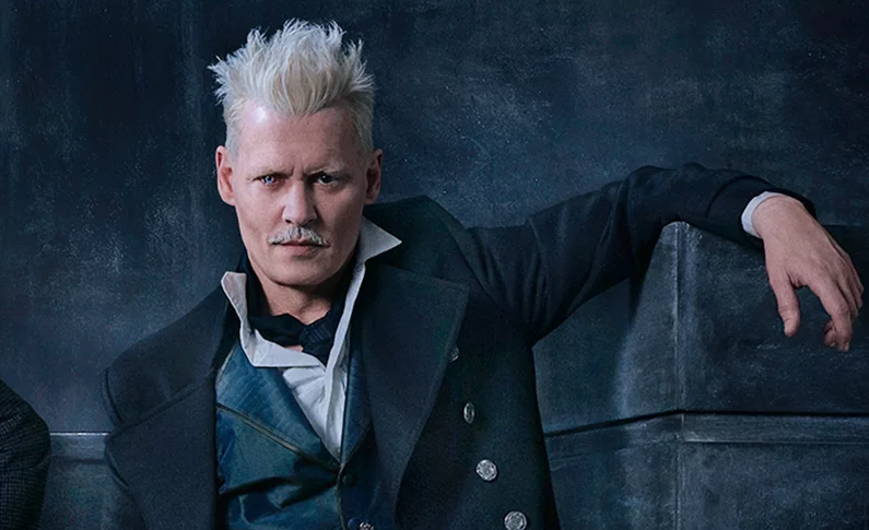 J.K. Rowling Almost Recast Johnny Depp in 'Fantastic Beasts' | IndieWire
