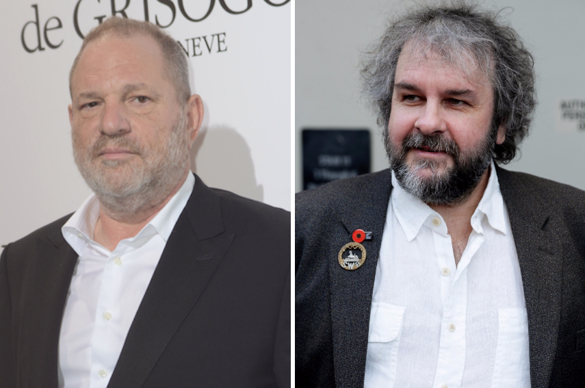 Sir Peter Jackson says Harvey Weinstein blacklisted Ashley Judd and Mira Sorvino