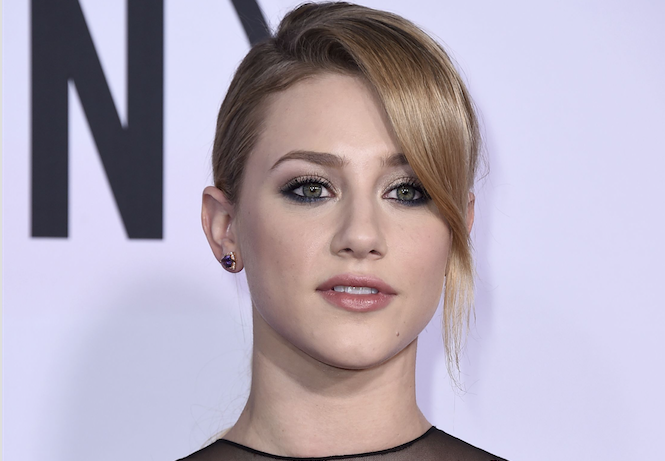 Lili Reinhart Says Riverdale Striptease Uncomfortable For A