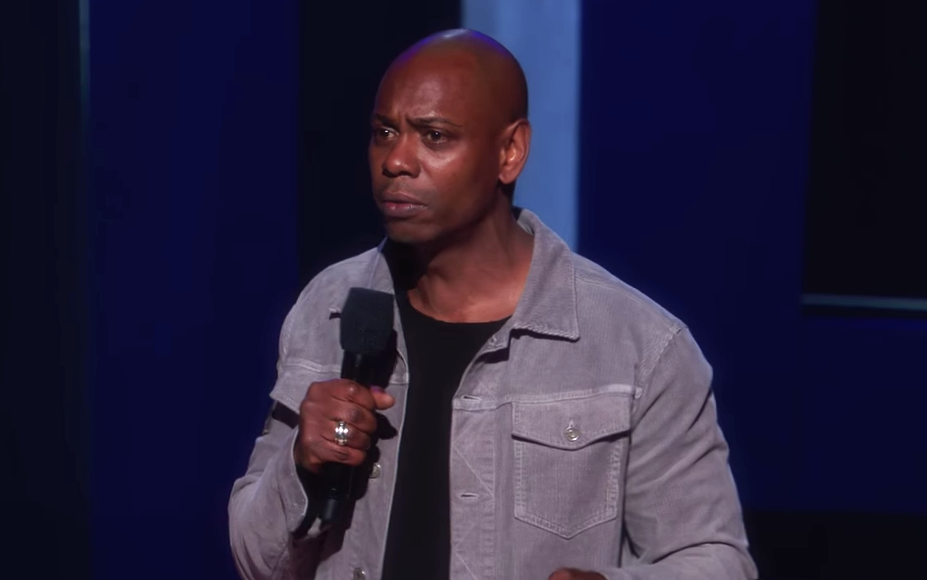 Surprise: Netflix Will Release Two Dave Chappelle Stand-Up Specials on New Years