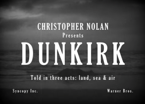 Dunkirk silent