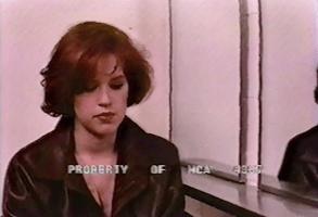 The Breakfast Club deleted scene Molly Ringwald