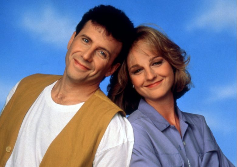 No Merchandising. Editorial Use Only. No Book Cover UsageMandatory Credit: Photo by Moviestore/REX/Shutterstock (3435404ad)Paul Reiser, Helen HuntMad About You - 1990s