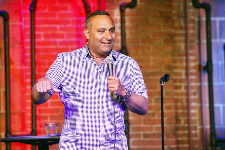 Russell PetersRussell Peters performs at Punch Line, Philadelphia, USA - 08 Jul 2016