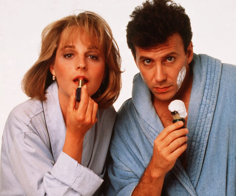 No Merchandising. Editorial Use Only. No Book Cover Usage.Mandatory Credit: Photo by David Rose/ABC-TV/Kobal/REX/Shutterstock (5872013d)Helen Hunt, Paul ReiserMad About You - 1992-1999ABC-TVTelevision