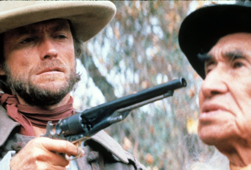 """Philip Kaufman, """"The Outlaw Josey Wales"""""""