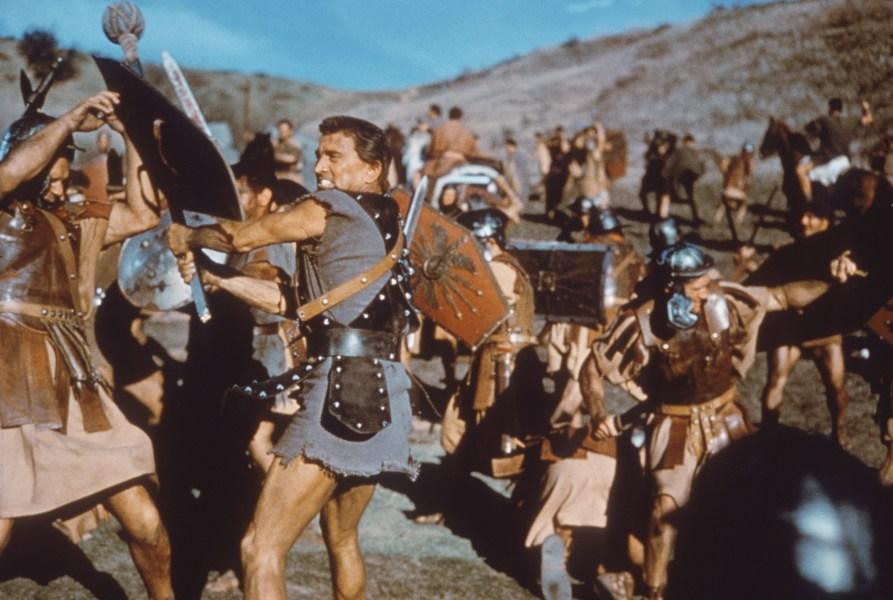 """Anthony Mann, """"Spartacus"""""""