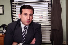 No Merchandising. Editorial Use Only. No Book Cover Usage.Mandatory Credit: Photo by NBC-TV/Kobal/REX/Shutterstock (5886251dc)Steve CarellThe Office - 2005NBC-TVUSATelevisionDocumentary