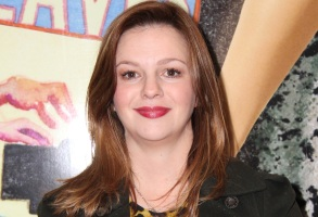 Amber Tamblyn'The Babylon Line' play opening night, New York, USA - 05 Dec 2016