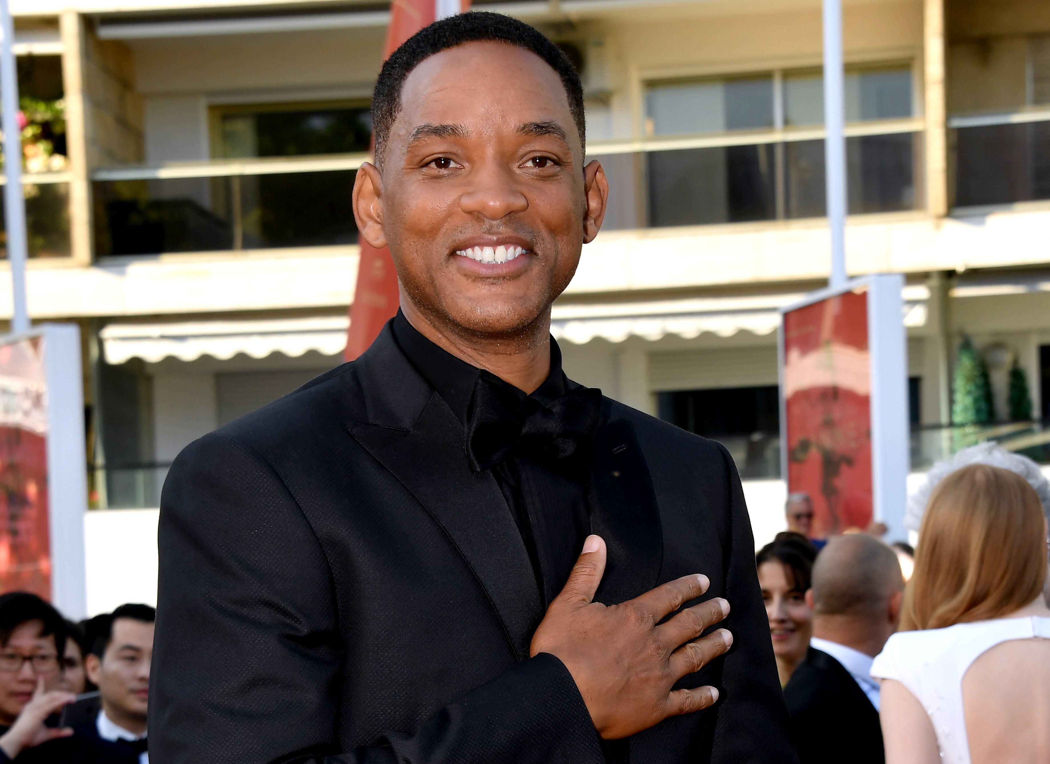 Will SmithClosing Ceremony, 70th Cannes Film Festival, France - 28 May 2017