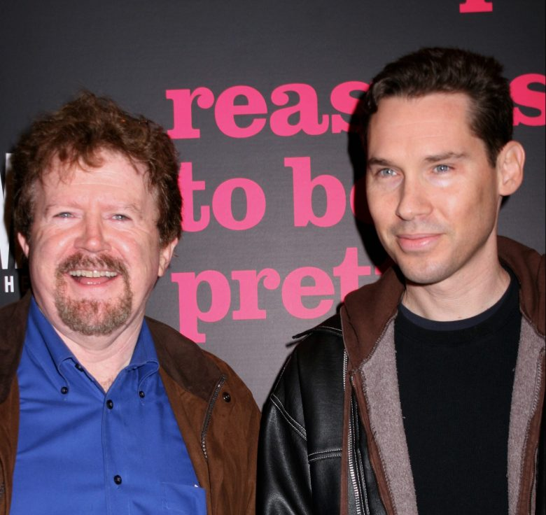 Gary Goddard and Bryan Singer'Reasons To Be Pretty' Broadway Opening Night, New York, America - 02 Apr 2009