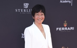 Sarah Kawahara attends the Choreography Nominee Reception at the Television Academy's Saban Media Center, in the NoHo Arts District in Los Angeles2017 Choreography Nominee Reception, North Hollywood, USA - 27 Aug 2017