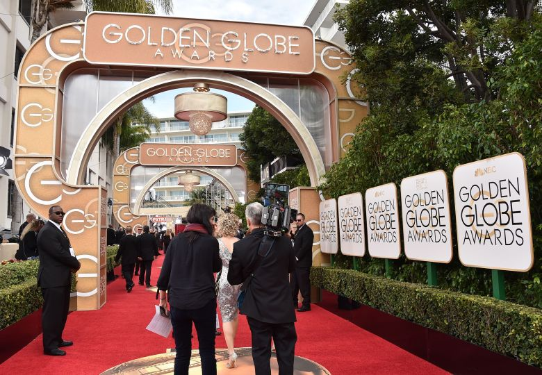The red carpet is seen at the 73rd annual Golden Globe Awards, at the Beverly Hilton Hotel in Beverly Hills, Calif73rd Annual Golden Globe Awards - Arrivals, Beverly Hills, USA - 10 Jan 2016