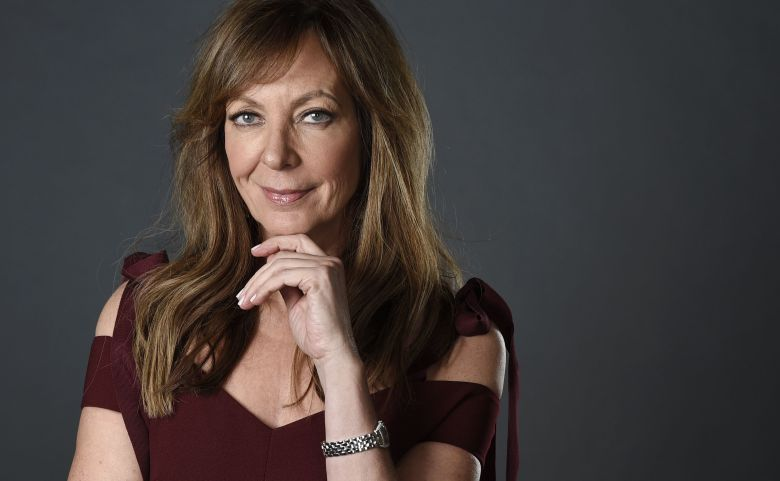 """Actress Allison Janney, a cast member in the film """"I, Tonya,"""" poses for a portrait at The Hollywood Roosevelt Hotel in Los Angeles. The film tells the story of the disgraced figure skater Tonya Harding from youth to middle age, including the infamous assault on fellow skater Nancy Kerrigan""""I, Tonya"""" Portrait Session, Los Angeles, USA - 05 Dec 2017"""
