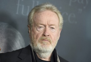Ridley Scott All the Money in the World premiere