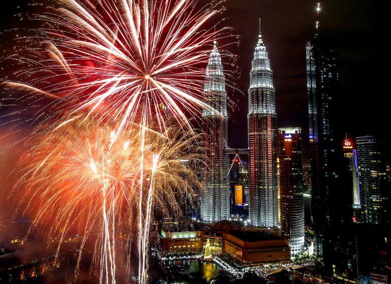 New Year's Eve Kuala Lumpur