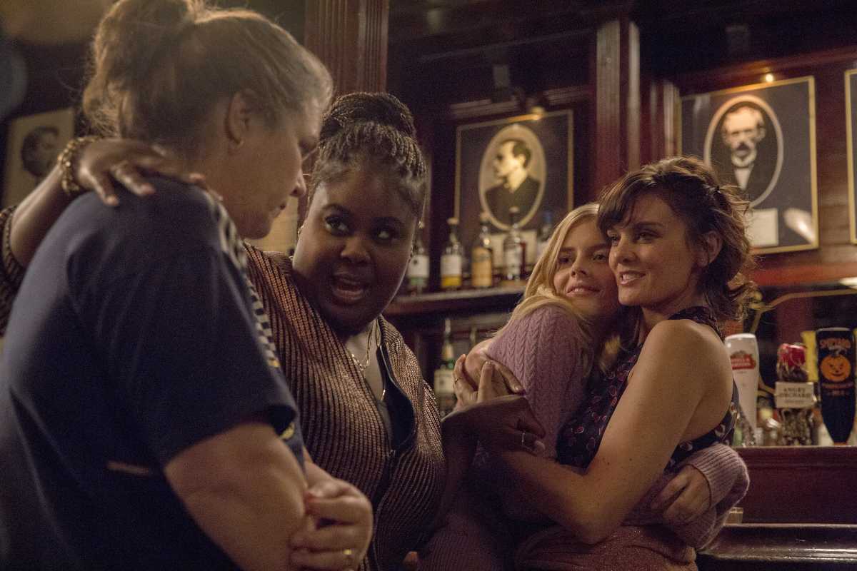SMILF Finale: Woody Allen Episode Carries Message for Dylan