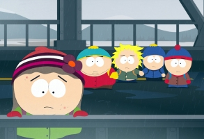 South Park Season 21 Finale Episode 10 It Stranger Things