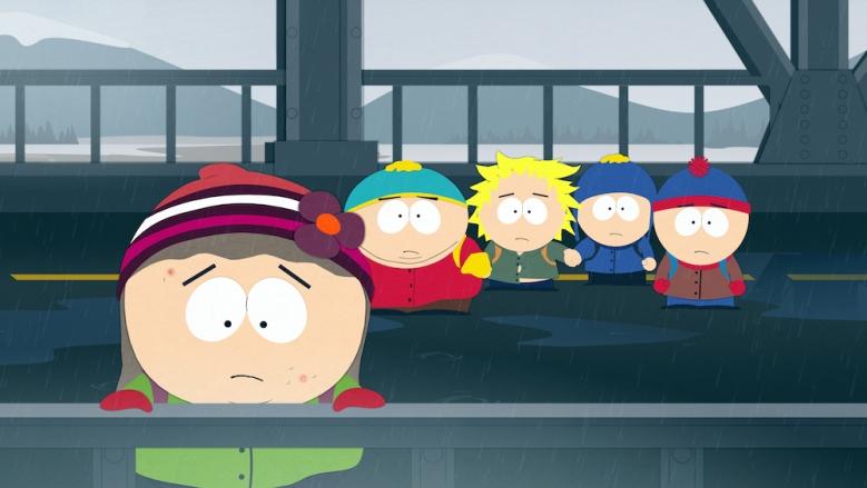 South Park Season 21 Finale Episode 10 It Stranger Things