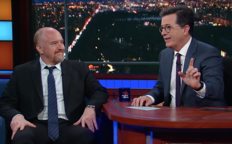 size 40 048fc 86035 Stephen Colbert on Louis C.K.'s Sexual Harassment: I Didn't ...