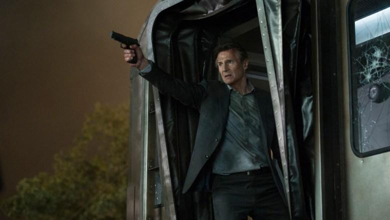 Liam Neeson The Commuter