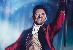 Hugh Jackman the Greatest Showman
