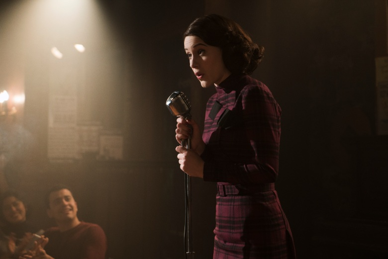 The Marvelous Mrs Maisel Rachel Brosnahan