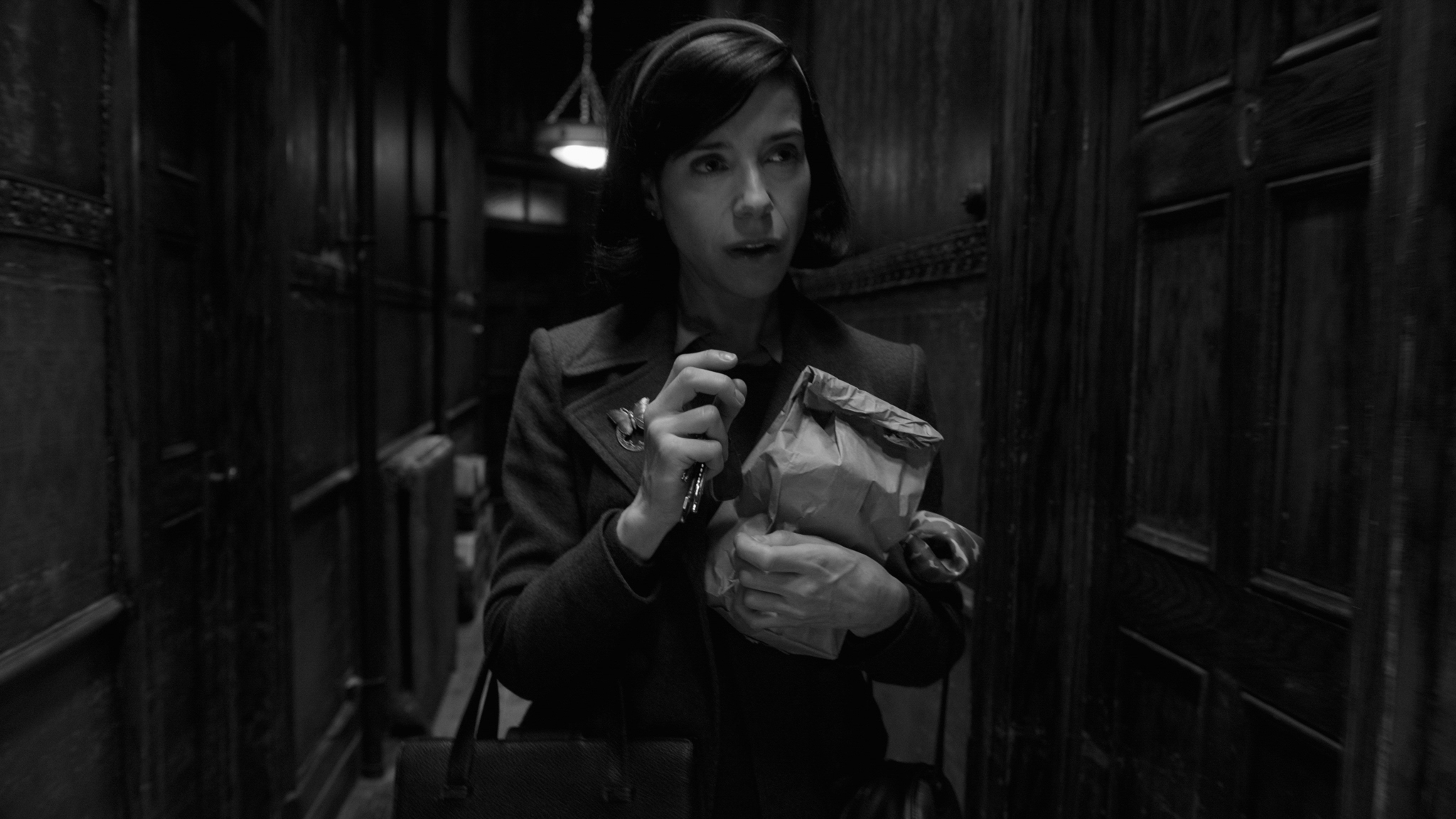 The Shape Of Water Was Originally Going To Be In Black And White
